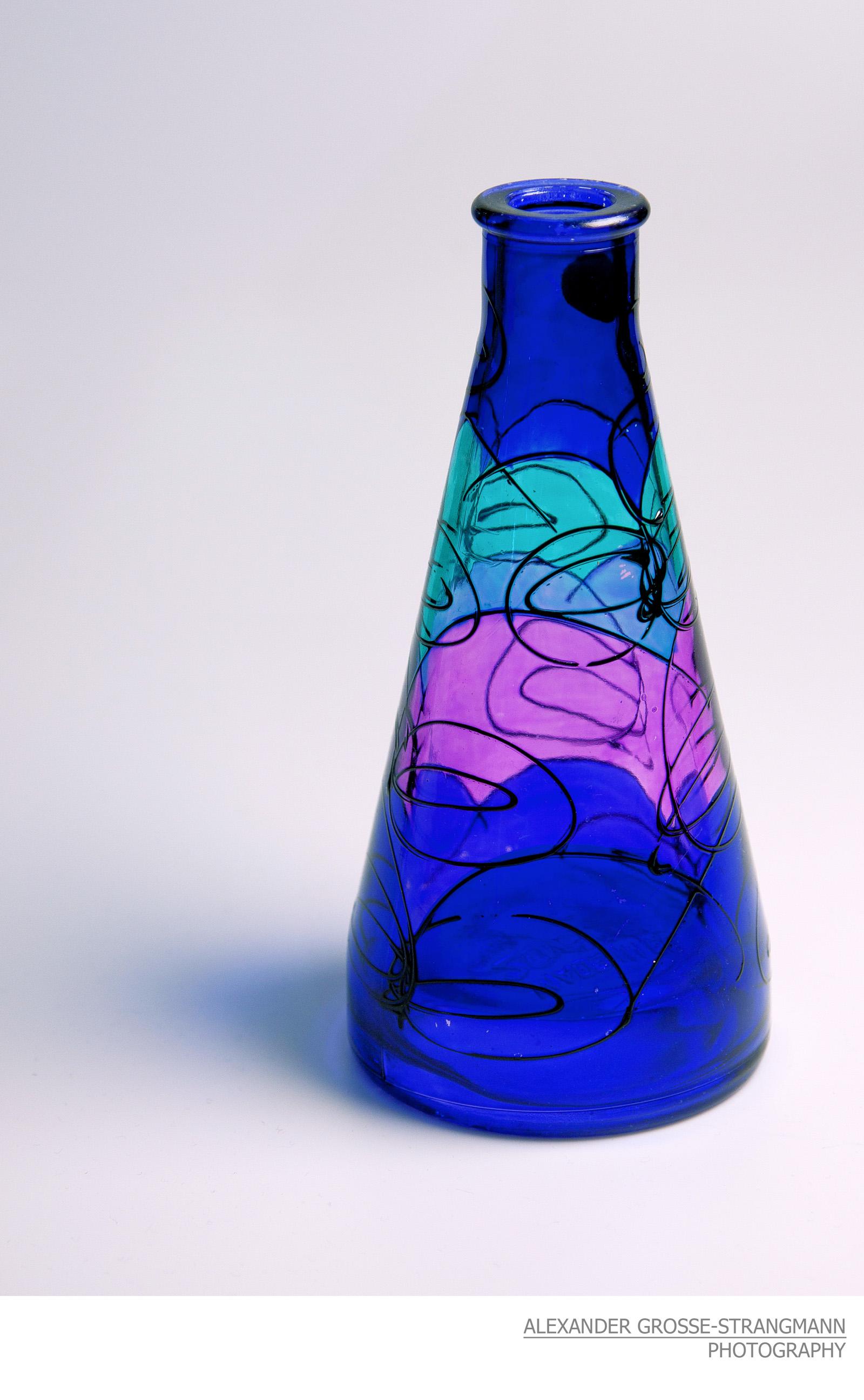Glasmalerei-Produktfoto