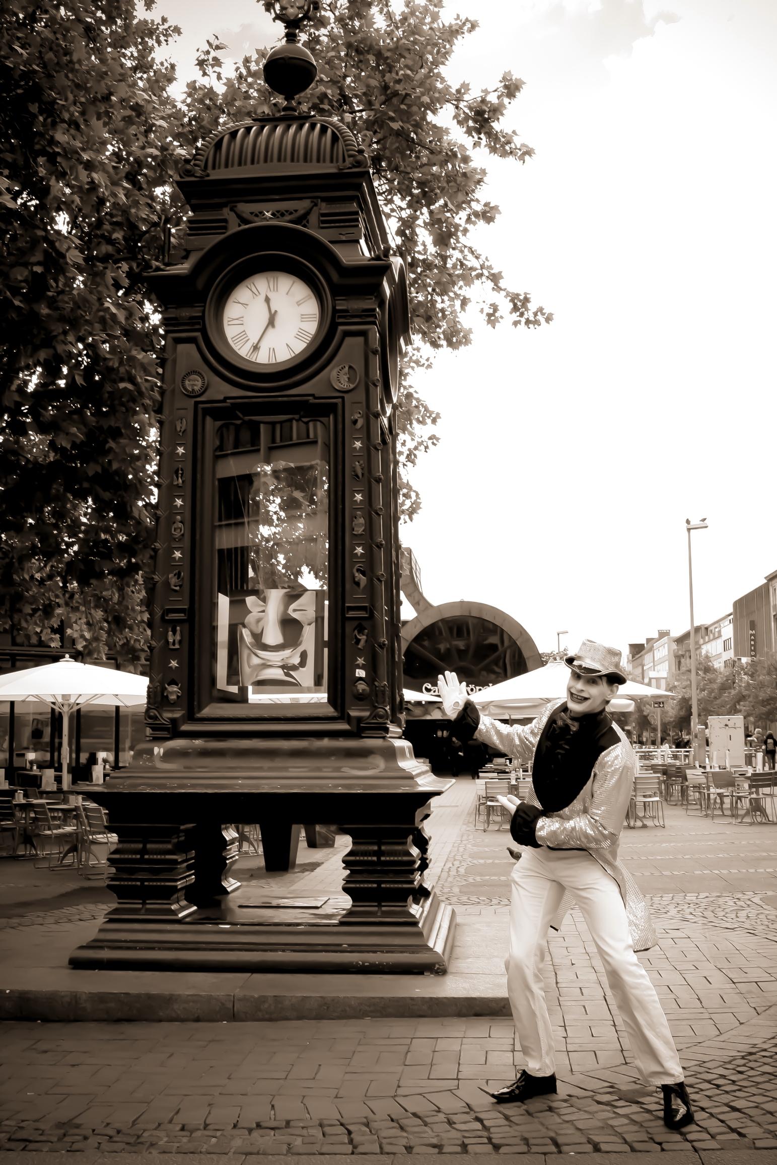 Norbertin Kröpcke Uhr