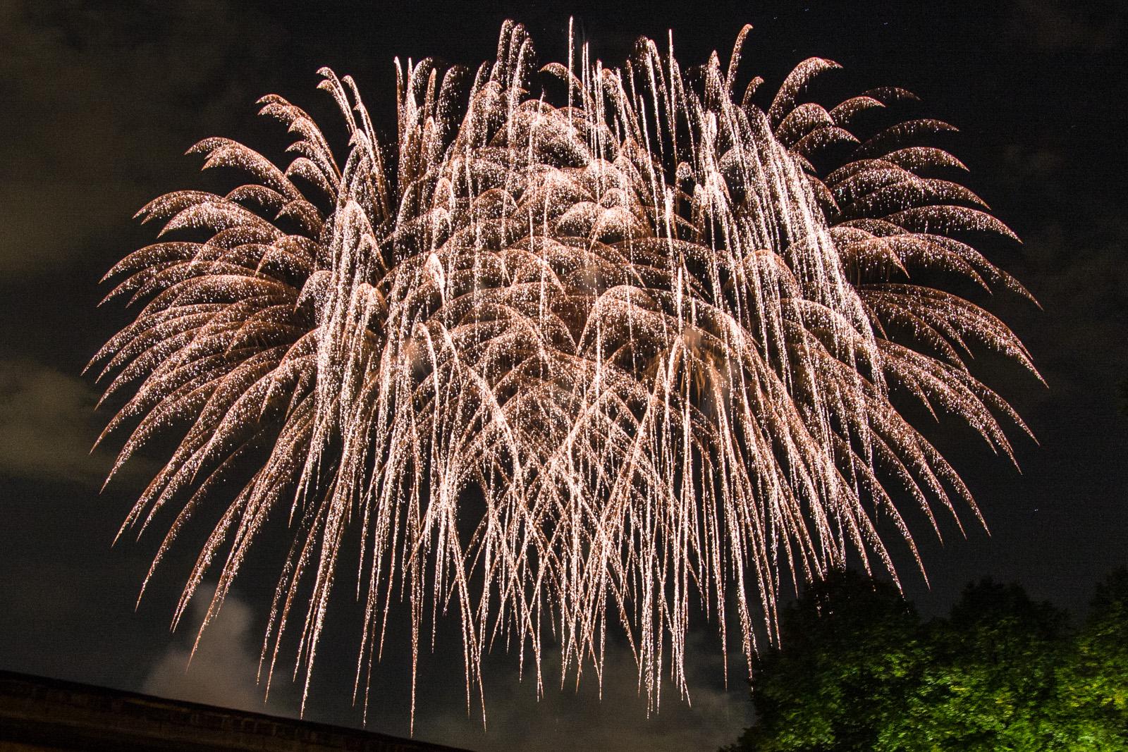 Feuerwerk-Herrenhausen