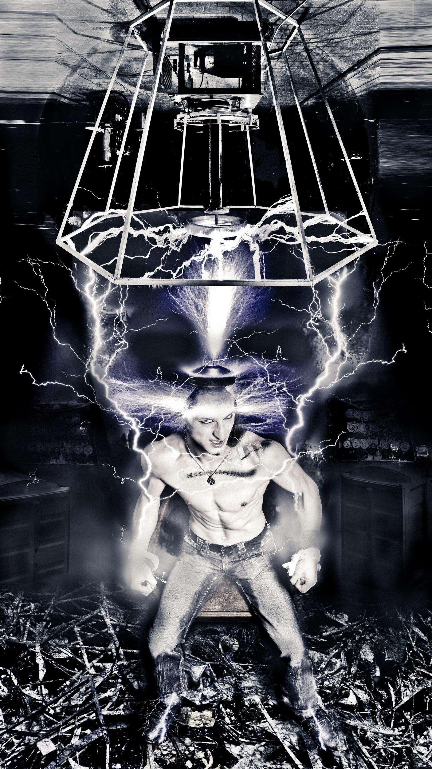 Goth Tesla