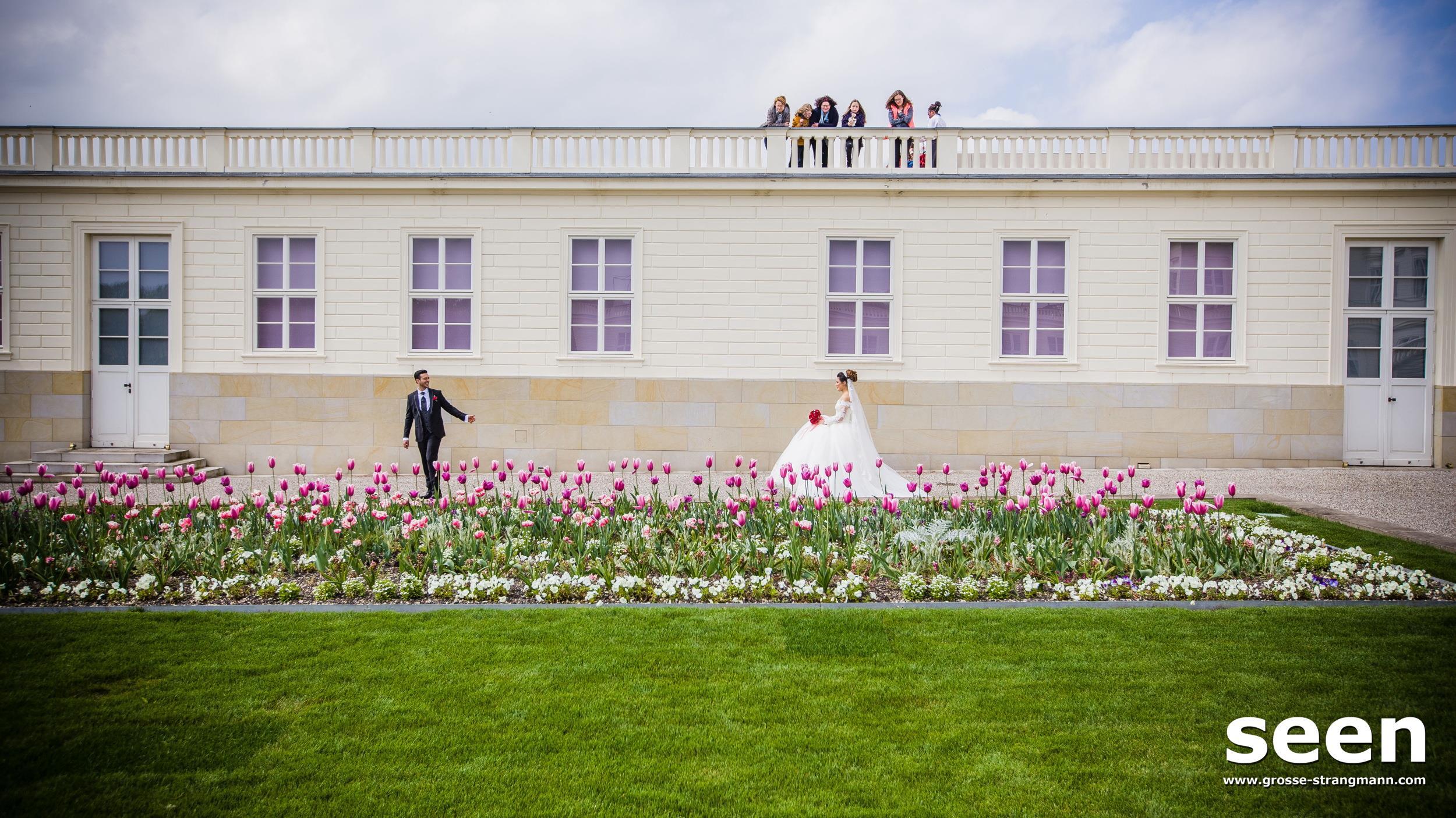 Hochzeitsfotograf Zuschauer