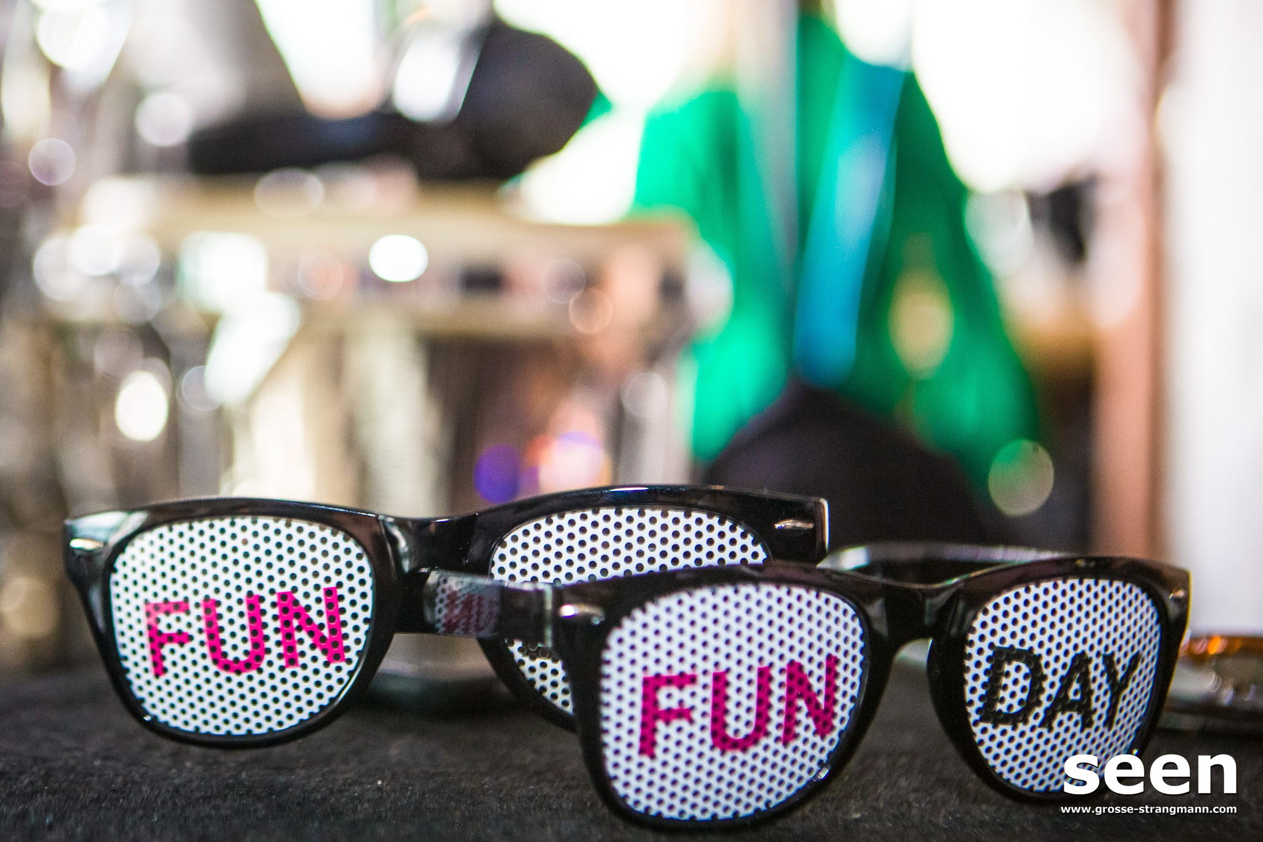 Sunday Funday Sonnenbrillen