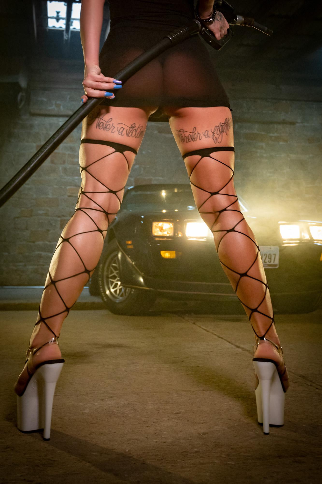 Pontiac Trans Am Girl